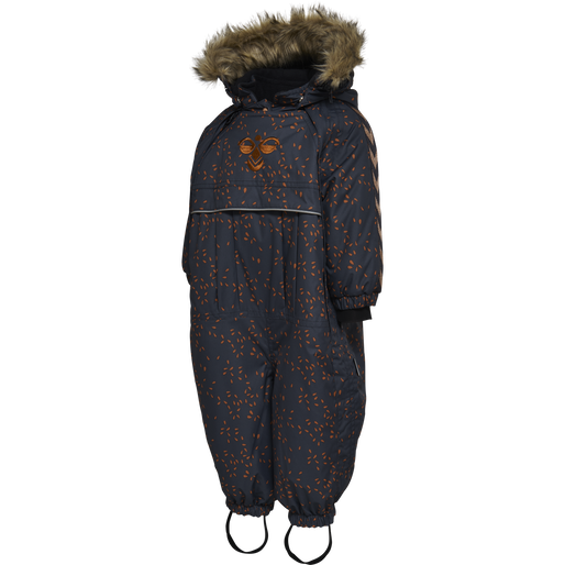 hmlMOON SNOWSUIT, GRAPHITE/SIERRA, packshot