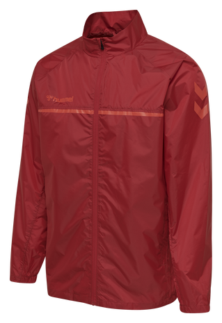 hmlAUTHENTIC PRO JACKET, CHILI PEPPER, packshot