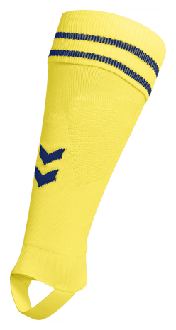 ELEMENT FOOTBALL SOCK FOOTLESS, SPORTS YELLOW/TRUE BLUE, packshot