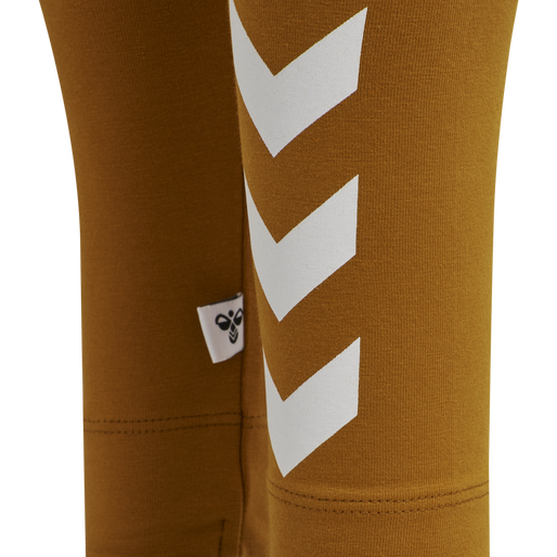 hmlMAUI TIGHTS, PUMPKIN SPICE, packshot