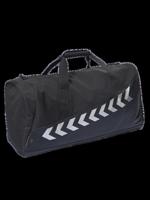 AUTHENTIC CHARGE TEAM SPORTS BAG, BLACK, packshot
