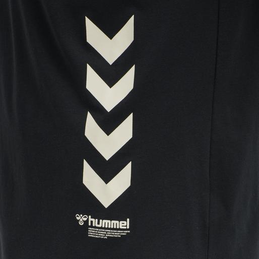 hmlPARSON T-SHIRT, BLACK, packshot