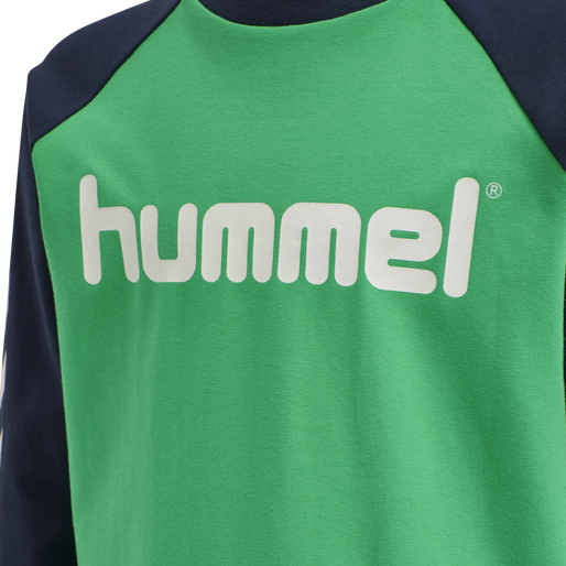 hmlBOYS T-SHIRT LS, BLARNEY, packshot