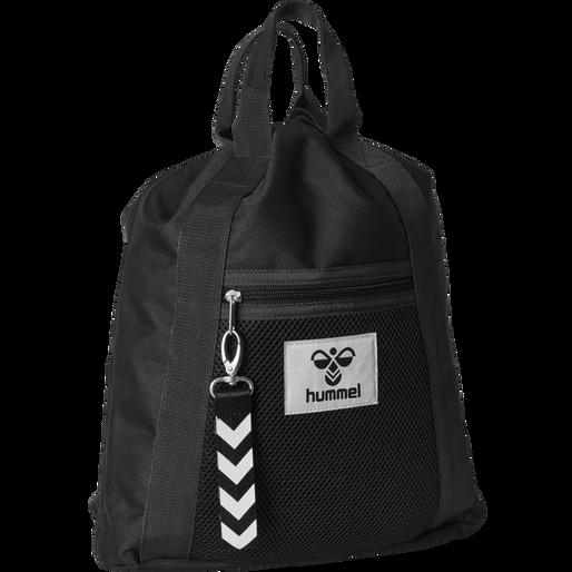 hmlHIPHOP GYM BAG, BLACK, packshot