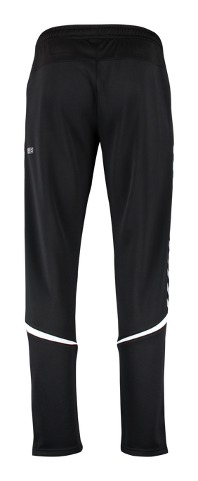AUTH. CHARGE POLY PANTS, BLACK, packshot