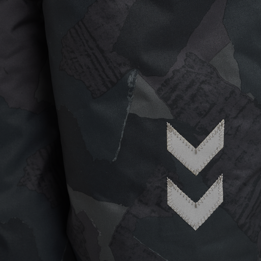 hmlMOON SNOWSUIT, DARK NAVY/OLIVE NIGHT, packshot