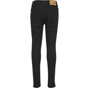 hmlDREAM PANTS, BLACK DENIM, packshot