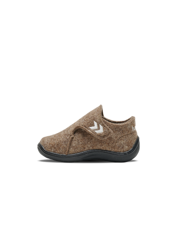 WOOL SLIPPER INFANT  , BEIGE, packshot