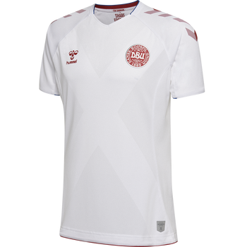 DBU AWAY PRO JERSEY SS 18/19, WHITE, packshot