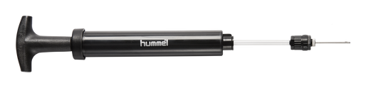 HUMMEL BALL PUMP, BLACK, packshot