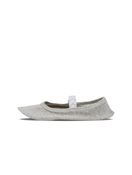 HUMMEL GYM SHOE, SILVER, packshot