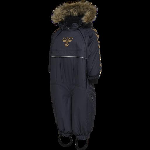 hmlMOON SNOWSUIT, GRAPHITE, packshot