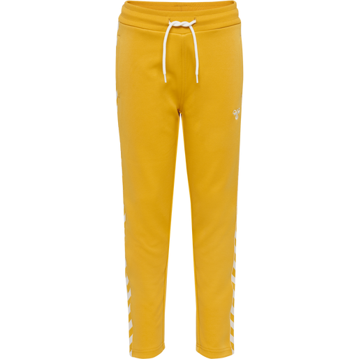 HMLKICK PANTS, GOLDEN ROD, packshot