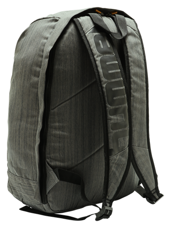 URBAN SPORTS BACK PACK, BLACK MELANGE, packshot
