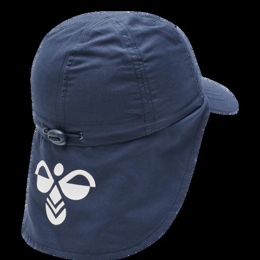 hmlBREEZE CAP, BLACK IRIS, packshot