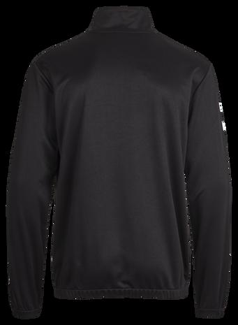CORE 1/2 ZIP SWEAT, BLACK, packshot