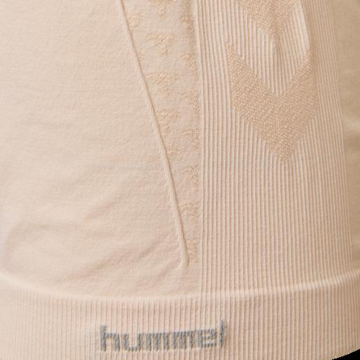 hmlCI SEAMLESS T-SHIRT S/S, CLOUD PINK MELANGE, packshot