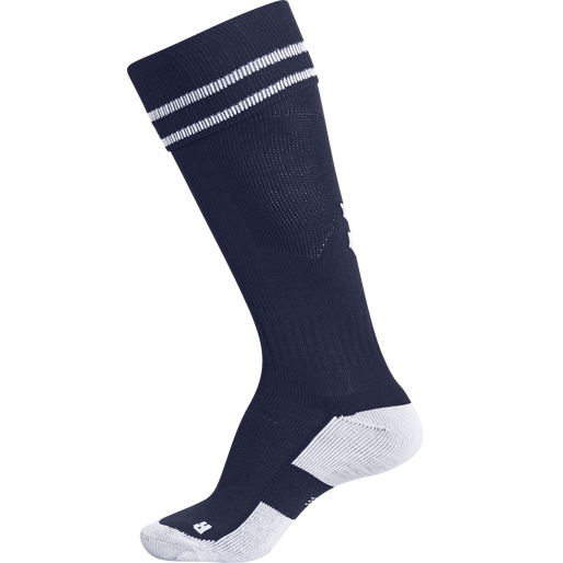 ELEMENT FOOTBALL SOCK , MARINE/WHITE, packshot
