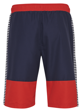 hmlNOLAN BOARD SHORTS, HIGH RISK RED, packshot