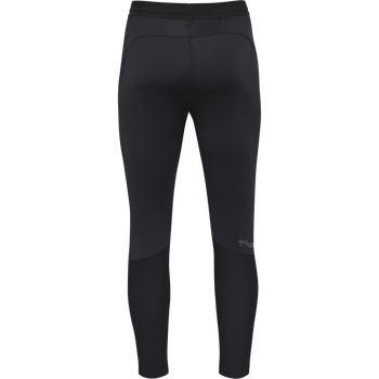 hmlAUTHENTIC PRO FOOTBALL PANT, ANTHRACITE, packshot