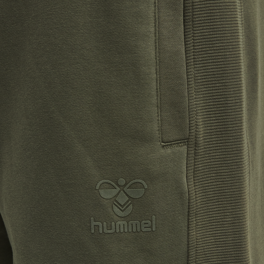 HMLDARE SHORT, FOREST NIGHT, packshot