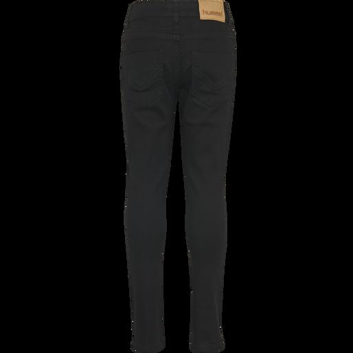 hmlDREAM PANTS, BLACK DENIM, packshot