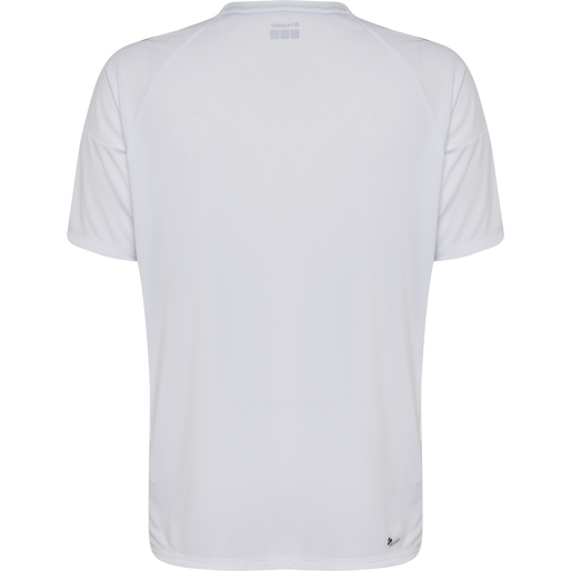 TECH MOVE KIDS JERSEY S/S, WHITE, packshot