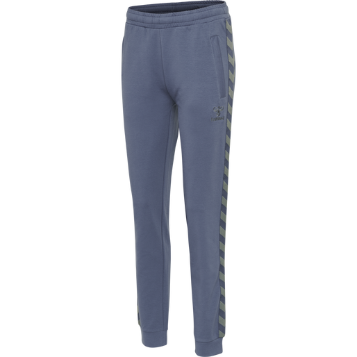 hmlMOVE CLASSIC PANTS WOMAN, BERING SEA, packshot