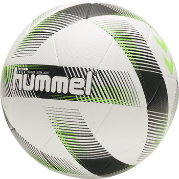 STORM ULTRA LIGHT FB, WHITE/BLACK/GREEN, packshot