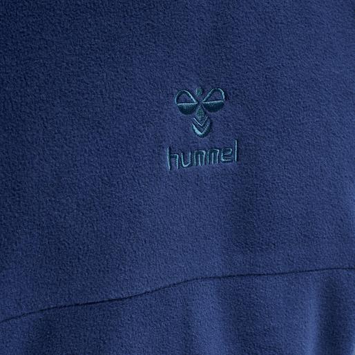 hmlCHARLIE JACKET, MEDIEVAL BLUE, packshot