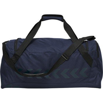 hmlACTION SPORTS BAG, DARK SAPPHIRE/BLUE CORAL, packshot