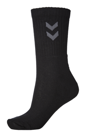 3-Pack Basic Socken, BLACK, packshot