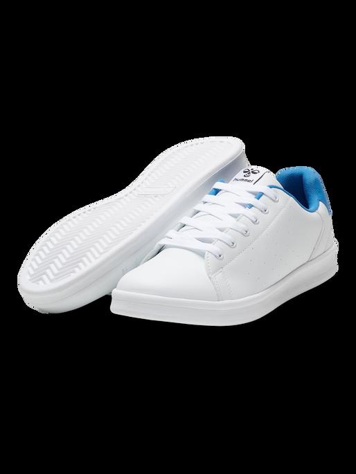 BUSAN, WHITE/BLUE, packshot