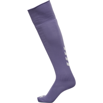 hmlPROMO FOOTBALL SOCK, PAISLEY PURPLE, packshot