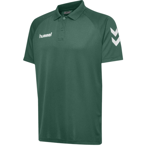 CORE FUNCTIONAL POLO, EVERGREEN, packshot