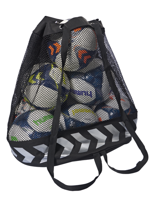 AUTHENTIC CHARGE BALL BAG, BLACK, packshot