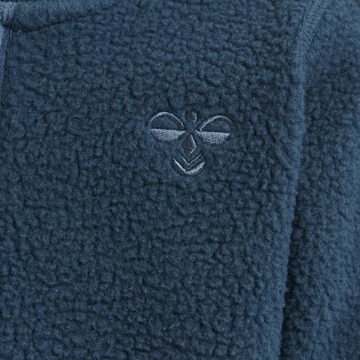 hmlJAMIE ZIP JACKET, MAJOLICA BLUE, packshot