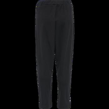 hmlANDREA PANTS, BLACK, packshot
