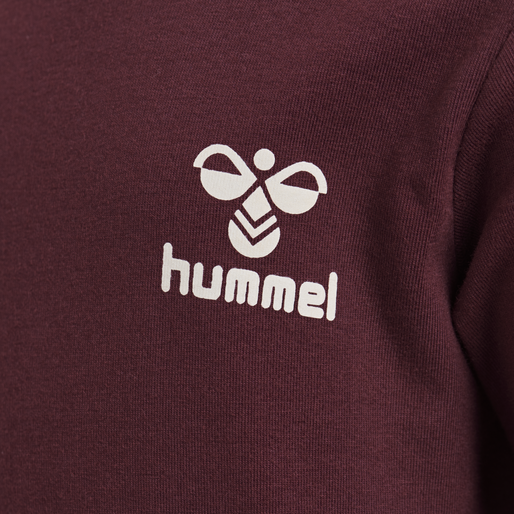 hmlMAUI T-SHIRT L/S, FIG, packshot