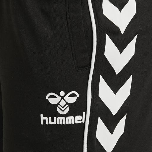 hmlJINA SHORTS, BLACK, packshot
