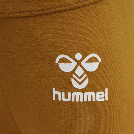 hmlMAUI TIGHTS, PUMPKIN SPICE, packshot