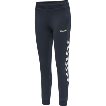 hmlRAMONA SLIM PANTS, BLUE NIGHTS, packshot