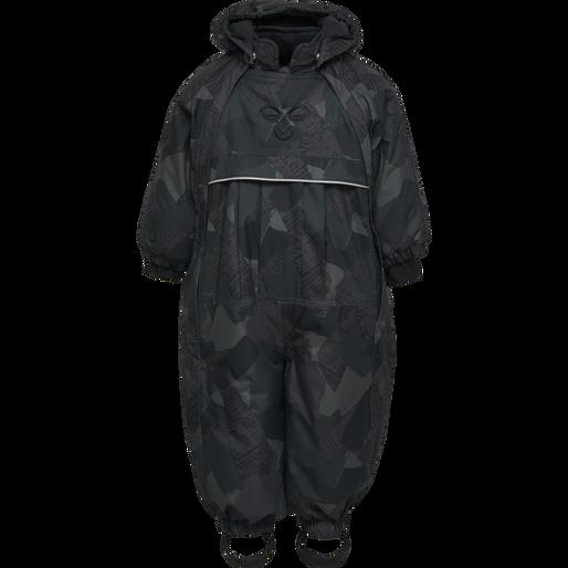 hmlMOON SNOWSUIT, DARK NAVY/OLIVE NIGHT, packshot