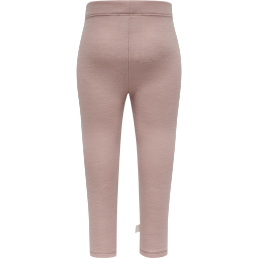 hmlWOLLY TIGHTS, MISTY ROSE, packshot