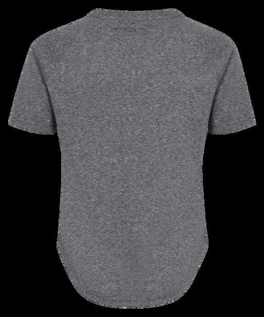 hmlPEYTON T-SHIRT S/S, BLACK, packshot