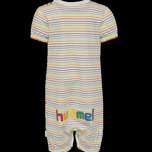 hmlDREAM BODYSUIT S/S, WHISPER WHITE, packshot