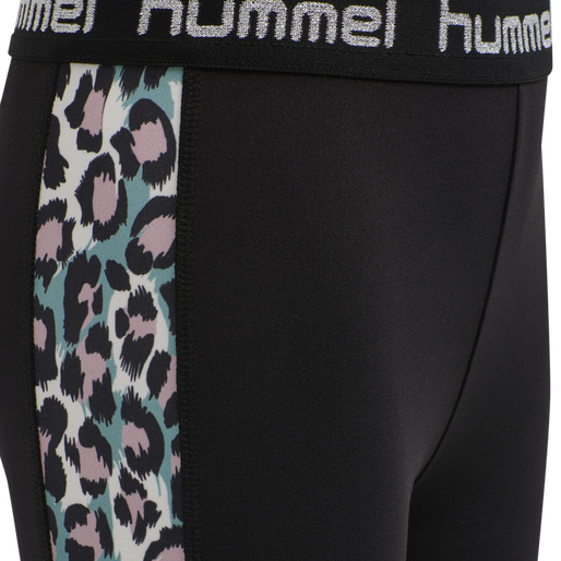 hmlNANNA TIGHTS, BLACK, packshot