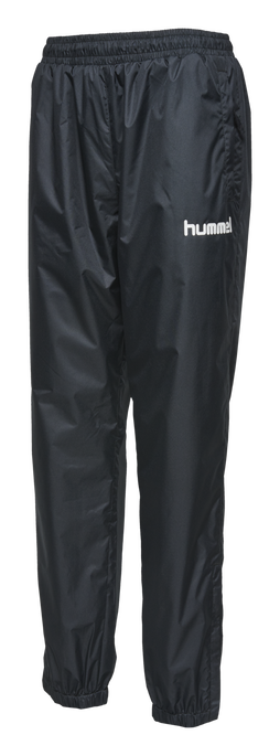 CORE ALL-WEATHER PANT, BLACK, packshot