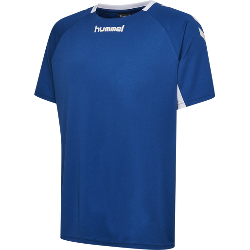 CORE KIDS TEAM JERSEY S/S, TRUE BLUE, packshot