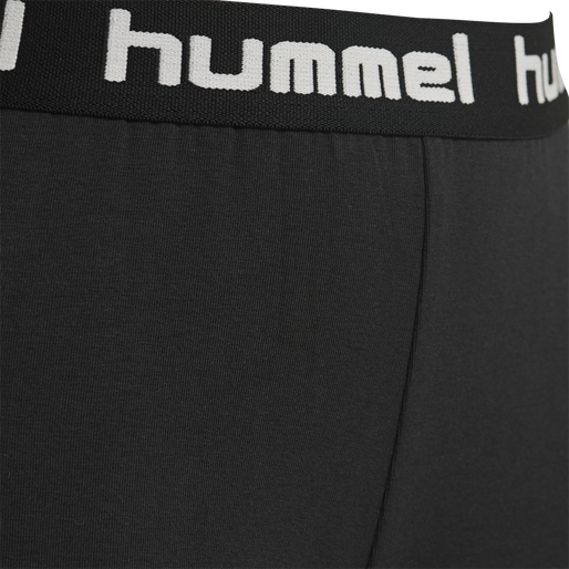 hmlSHANE NIGHTSUIT, BLACK, packshot